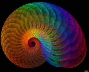 rainbow conical