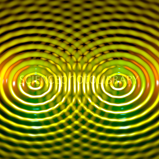 Interference Patterns Create Reality – Relationship and the Transformative Ability of Complementary Frequencies