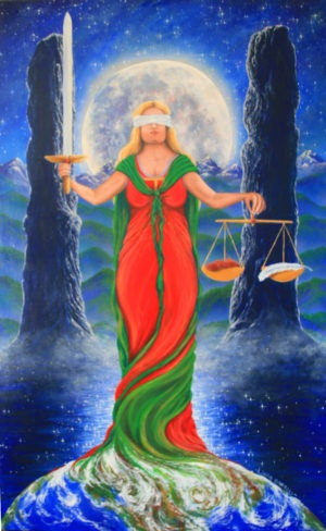 """11"" – Universal Justice, the Law of Cause and Effect, and the Nature of Karma"